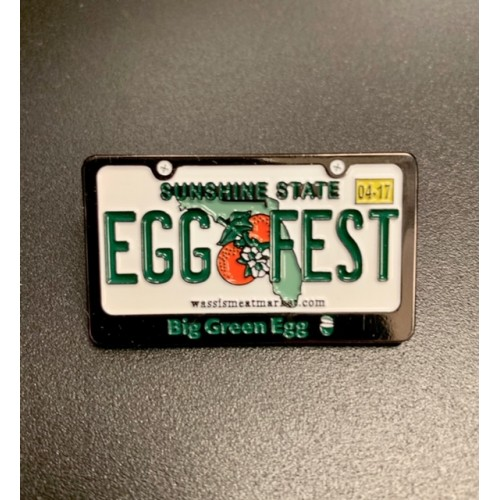 Sunshine State EGGfest Collector's Pin