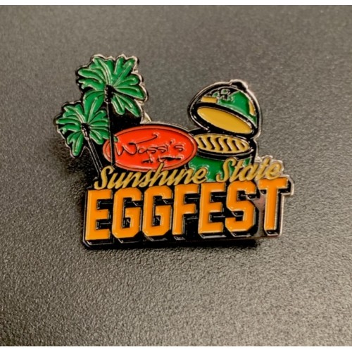 Sunshine State EGGfest Collector's Pin 2