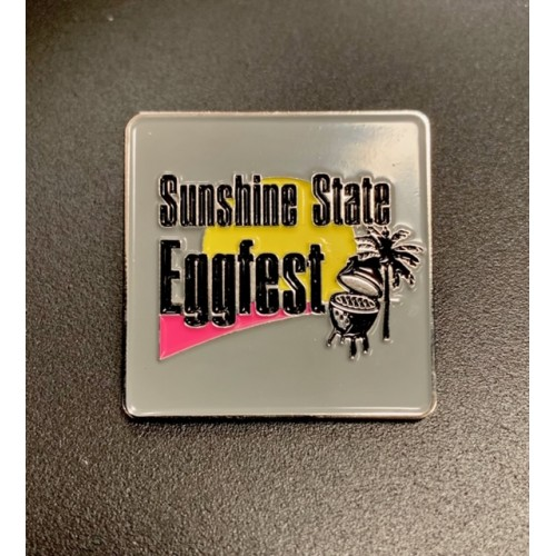 Sunshine State EGGfest Collector's Pin 3