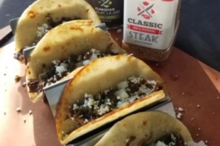Beef Barbacoa Tacos