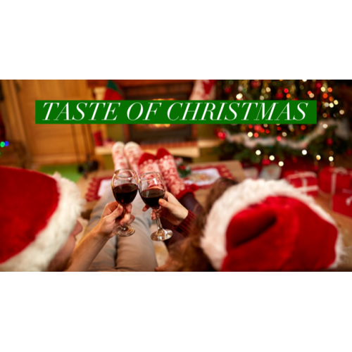 Wine & Bites - A Taste of Christmas