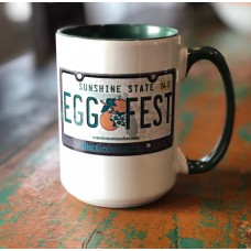 Limited Edition Sunshine State EGGfest Mug