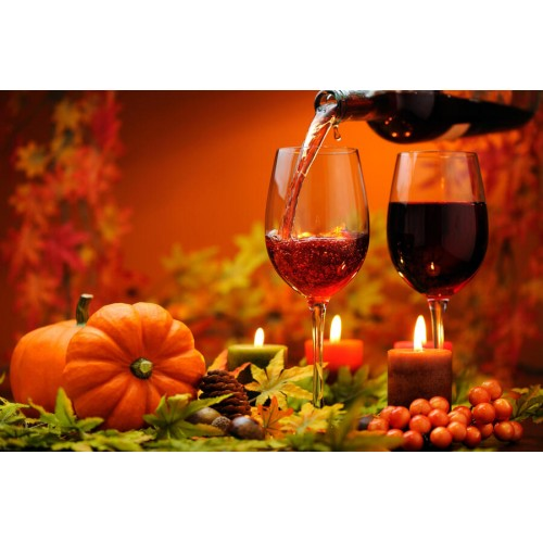 Wine & Bites - A Bottle Full of Thanks! Saturday Nov. 13, 2021  6pm to 8pm.