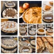 Pies, Desserts & Breads