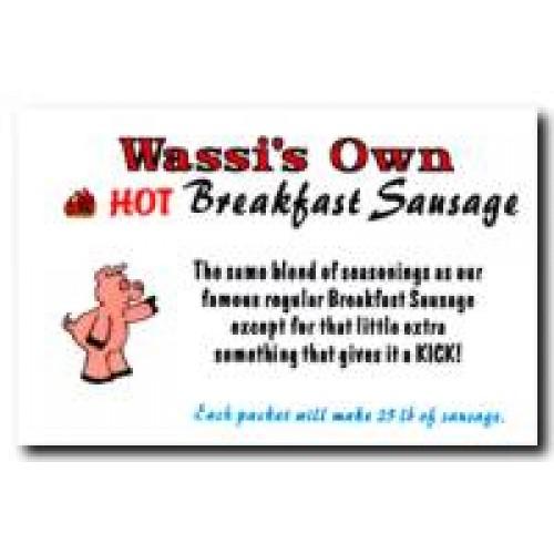 Breakfast Sausage Seasoning/HOT
