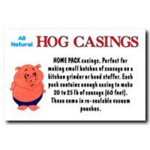 All Natural Hog Casings