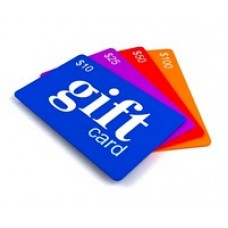 $50 Gift Card (for physical store use only)