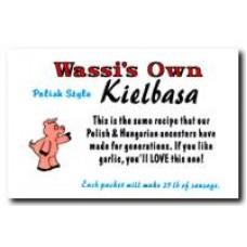 SALT-FREE Kielbasa Sausage Seasoning