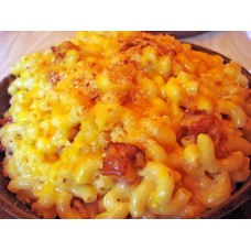 Grownup Bacon Mac & Cheese