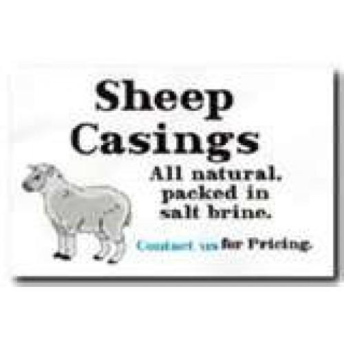 Sheep Casing
