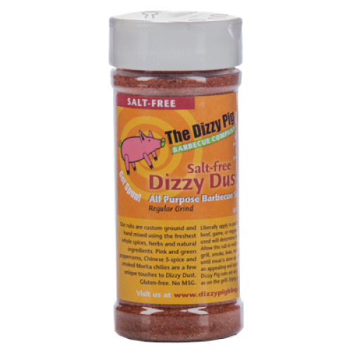 Salt Free Dizzy Dust Original
