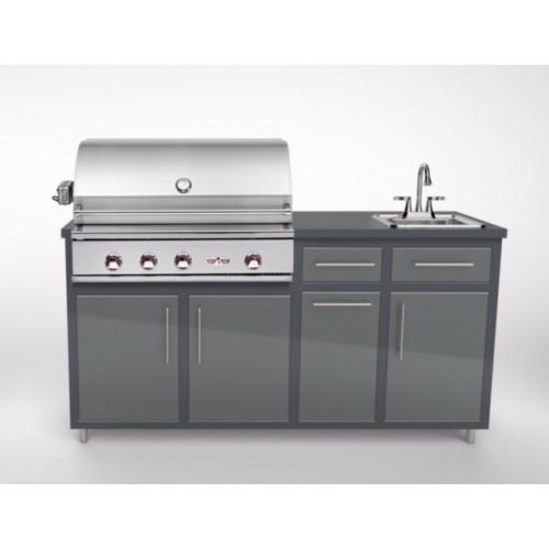 Delta Heat Kitchen