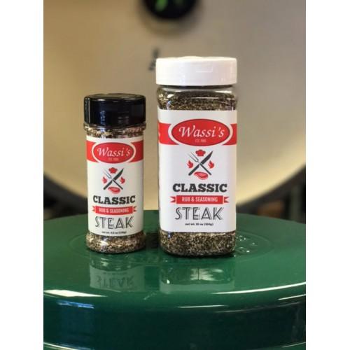 Wassi's Classic Steak Rub