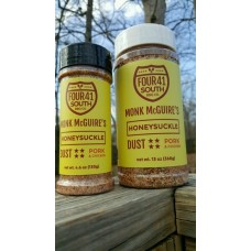 Monk McGuire's Honeysuckle Dust 12 oz