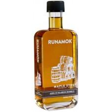 Bourbon Barrel-Aged Maple Syrup