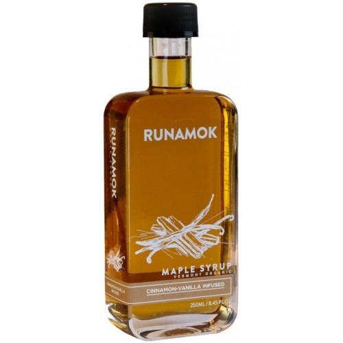 Cinnamon + Vanilla Infused Maple Syrup