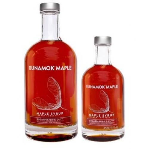 Sugarmaker's Cut The Season's Best Maple Syrup