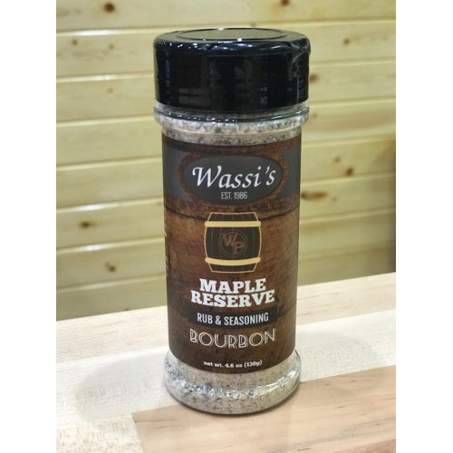 Maple Reserve Rub