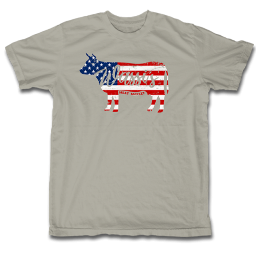 Star Spangled Steer T-Shirt