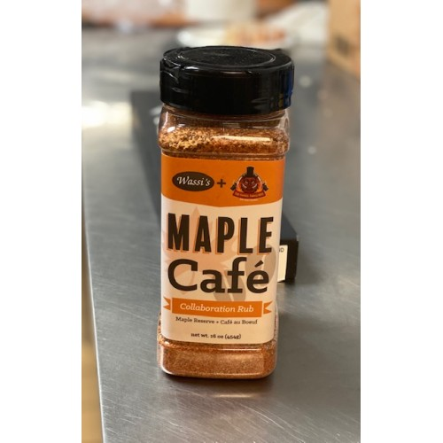 Maple Cafe'
