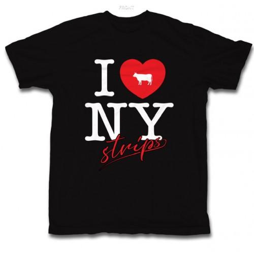 T-Shirt - I Love NY Strips