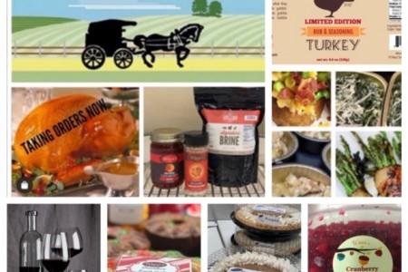 Fresh Amish Turkey for Thanksgiving